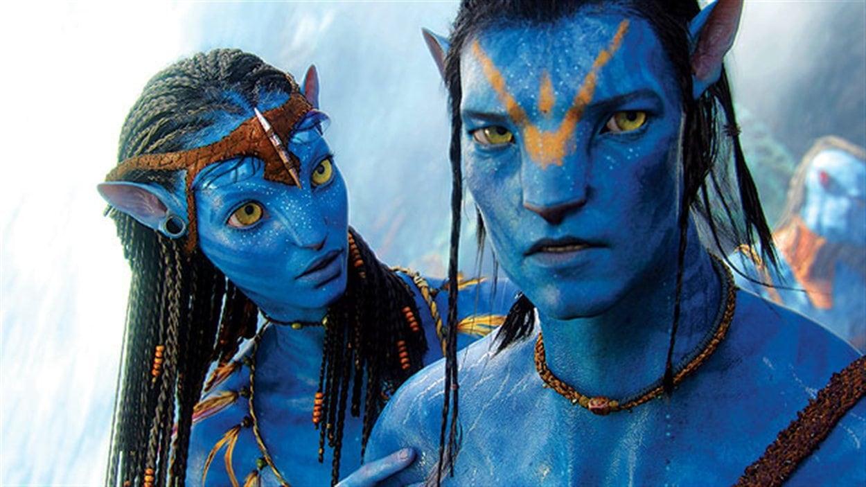 Une scène du film Avatar, le plus grand succès commercial international à ce jour