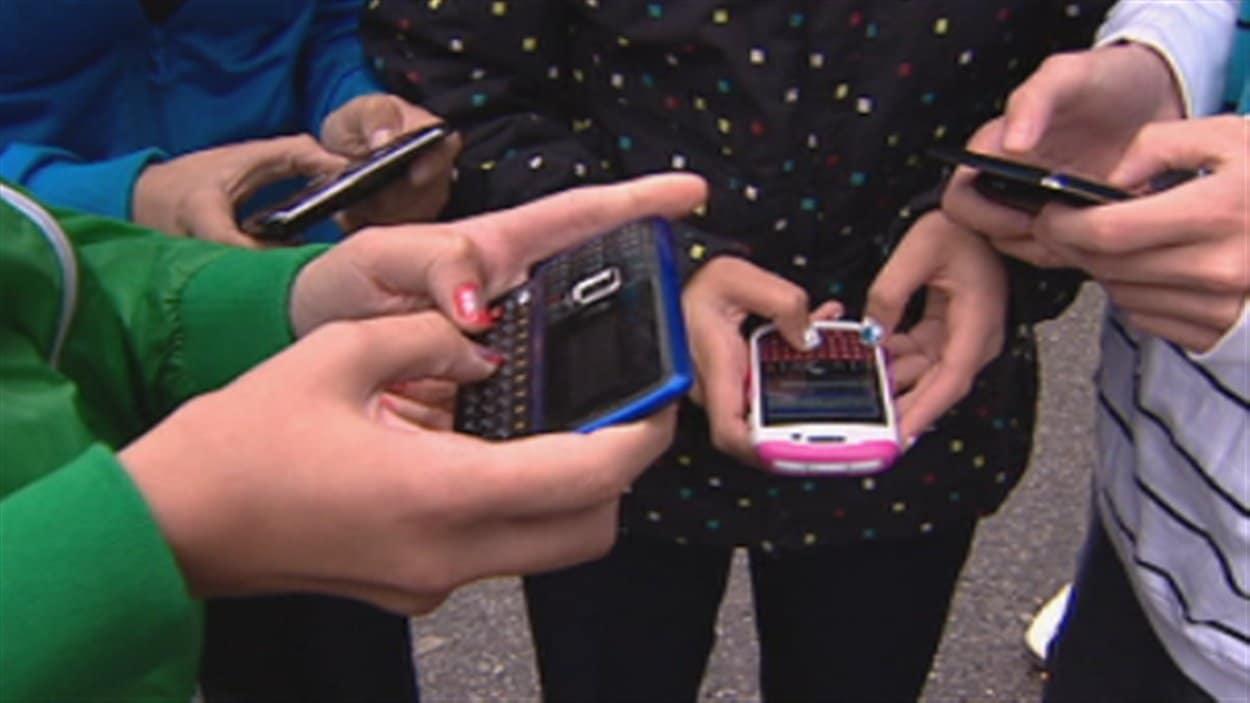Téléphones cellulaires
