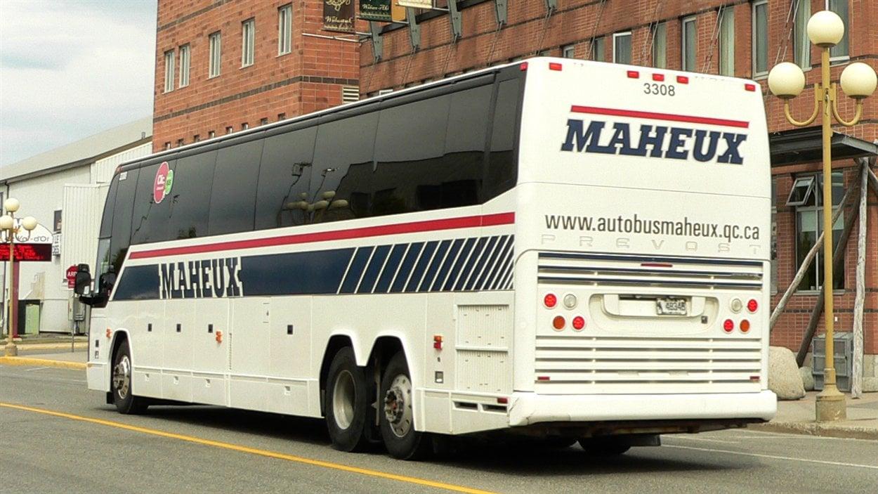 Les autobus Maheux