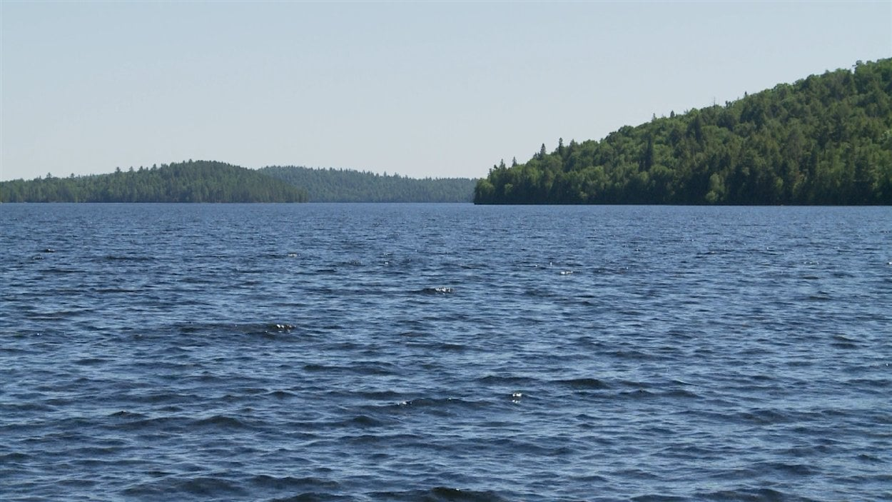 Le lac Témiscamingue