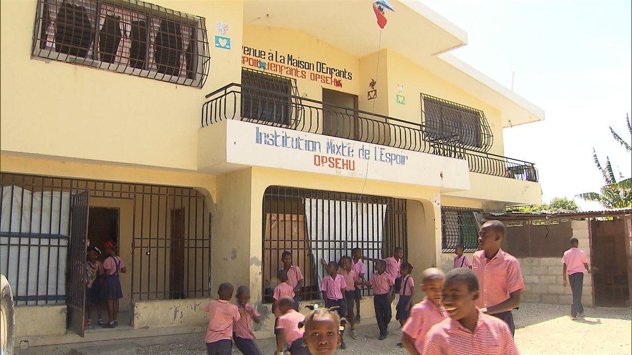 La Maison d'Enfants en Haïti