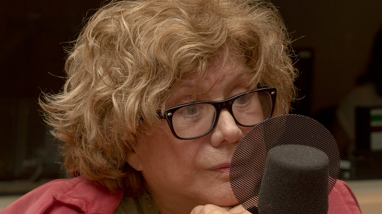 ©Radio-Canada/Olivier Lalande   <b>La metteure en scène Denise Filiatrault</b>