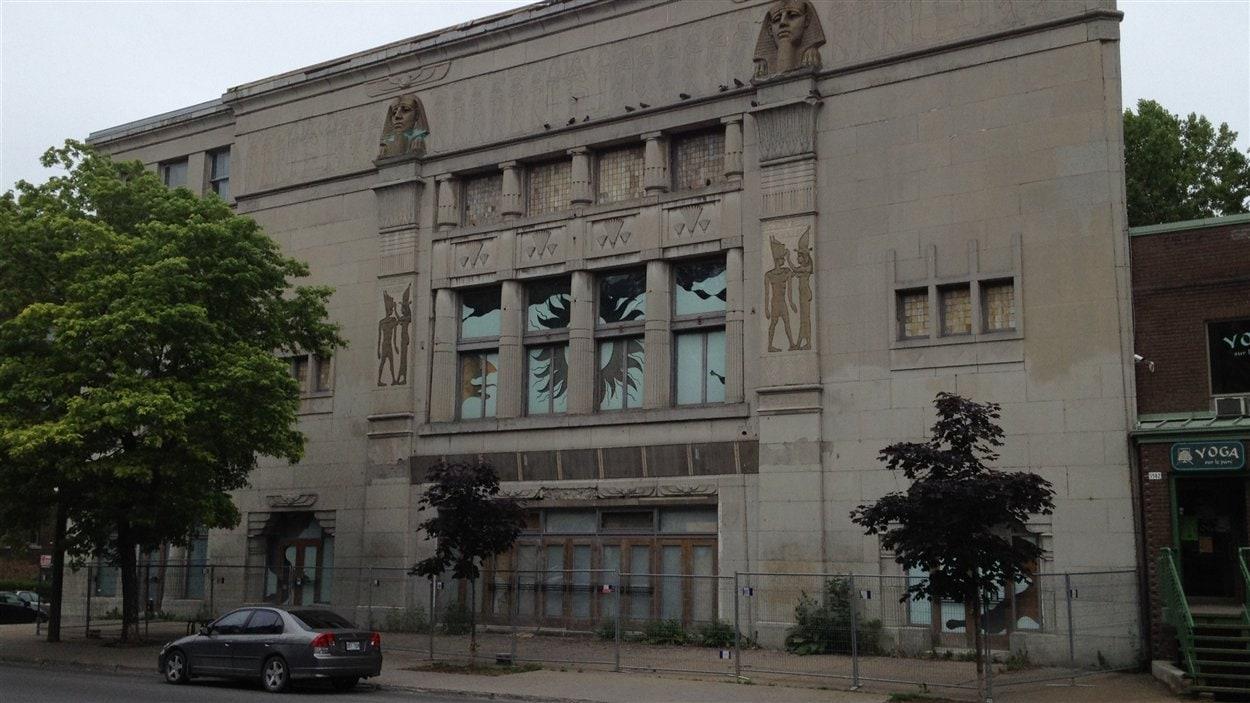 @Philippe Marois/Radio-Canada   Le théâtre Empress