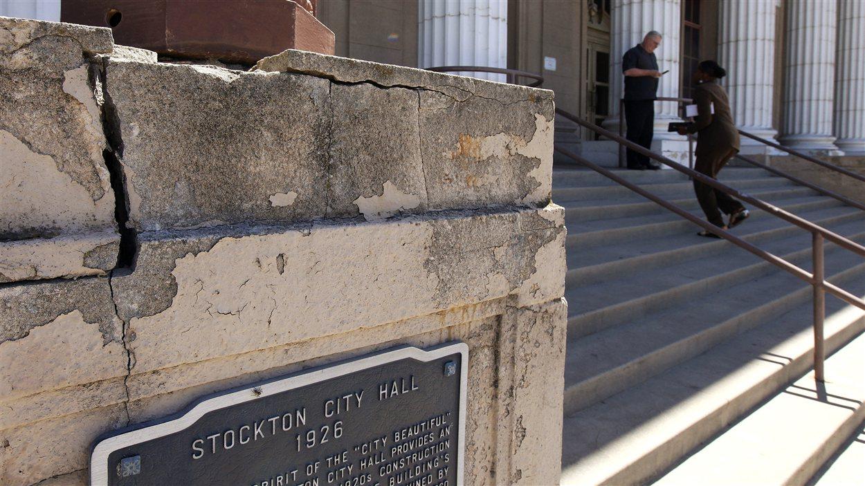 Hôtel de ville de Stockton