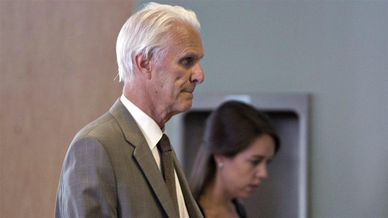 Jacques Delisle a été condamné à 25 ans de prison pour le meurtre prémédité de sa femme.
