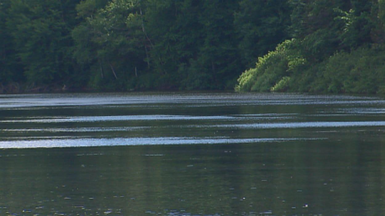 L'accident s'est produit sur la rivière Jacques-Cartier.