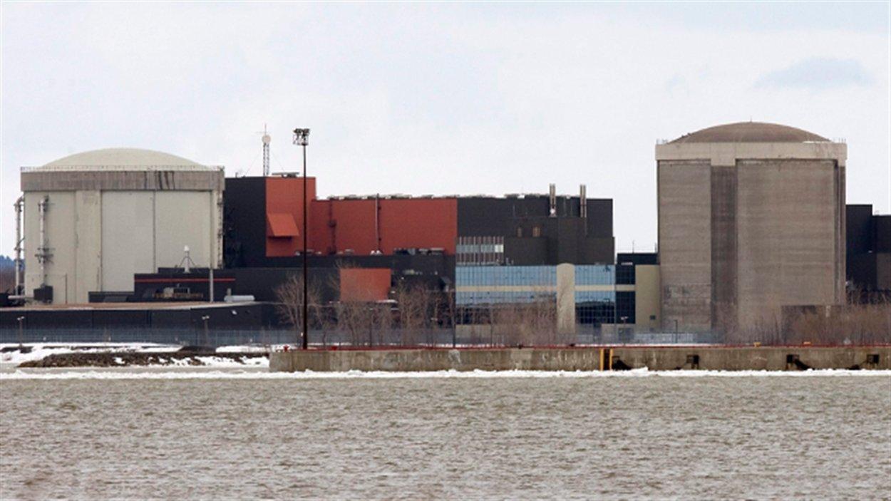 La centrale nucléaire Gentilly 2