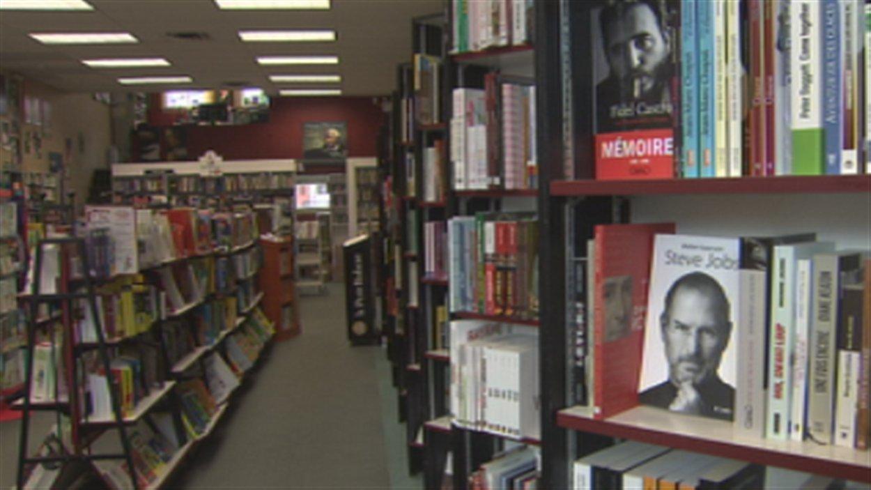 Librairie indépendante de Trois-Rivières