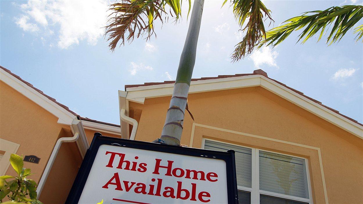 hausse appr ciable du prix des maisons aux tats unis ici radio. Black Bedroom Furniture Sets. Home Design Ideas