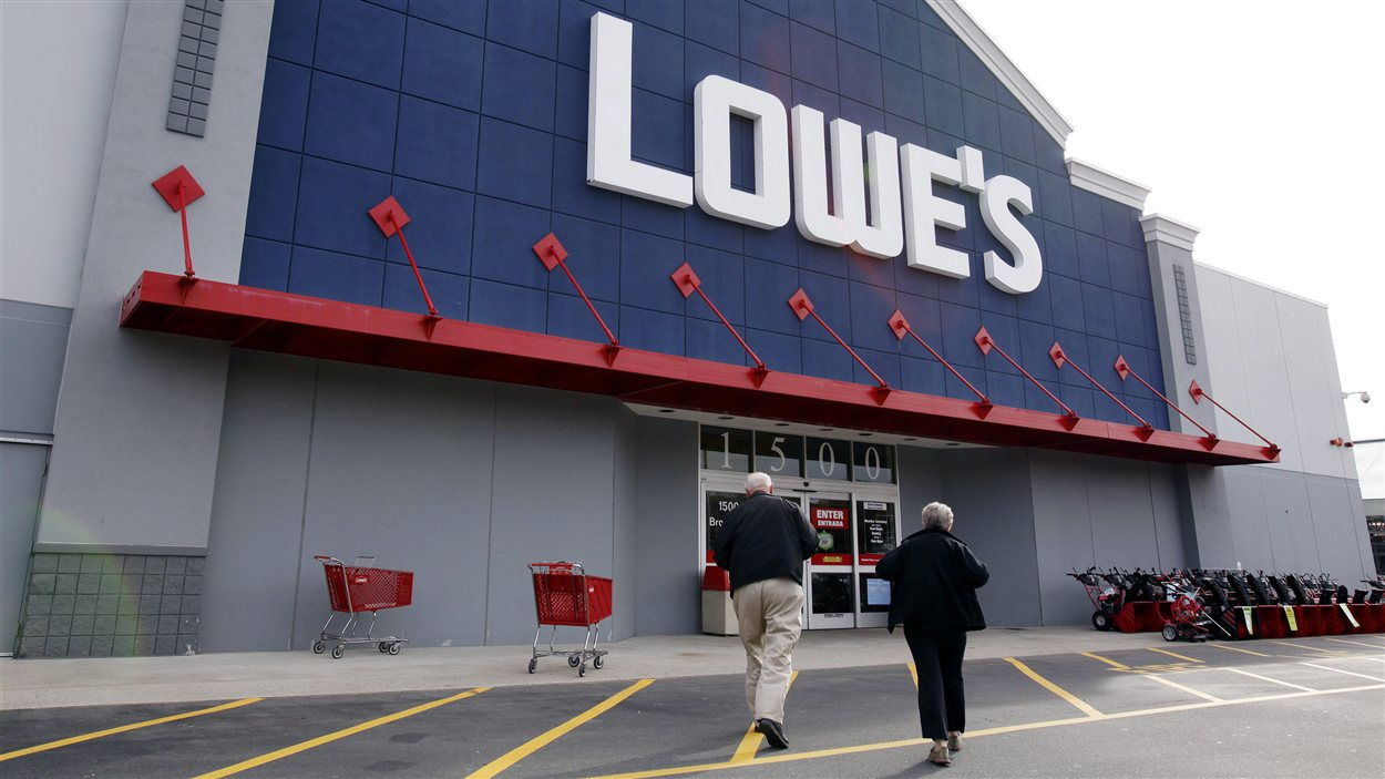 Magasin Lowe's