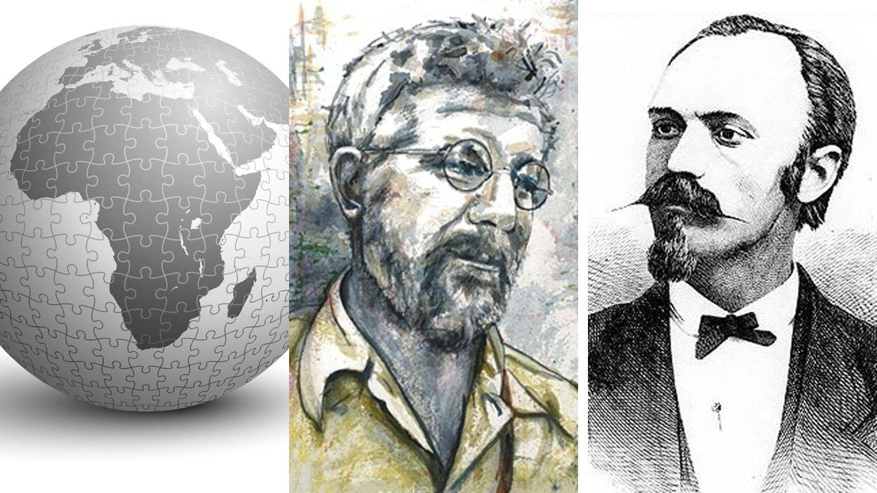 L'Afrique, Jacques Rousseau et Calixa Lavallée
