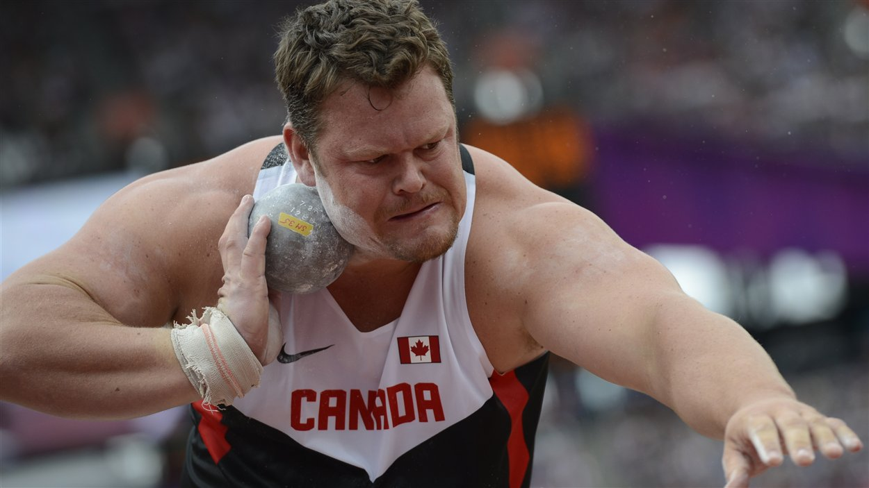 Le Canadien Dylan Armstrong