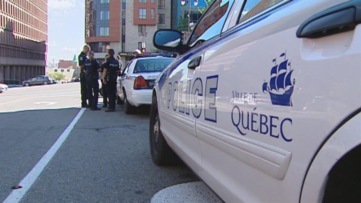 Police de Québec