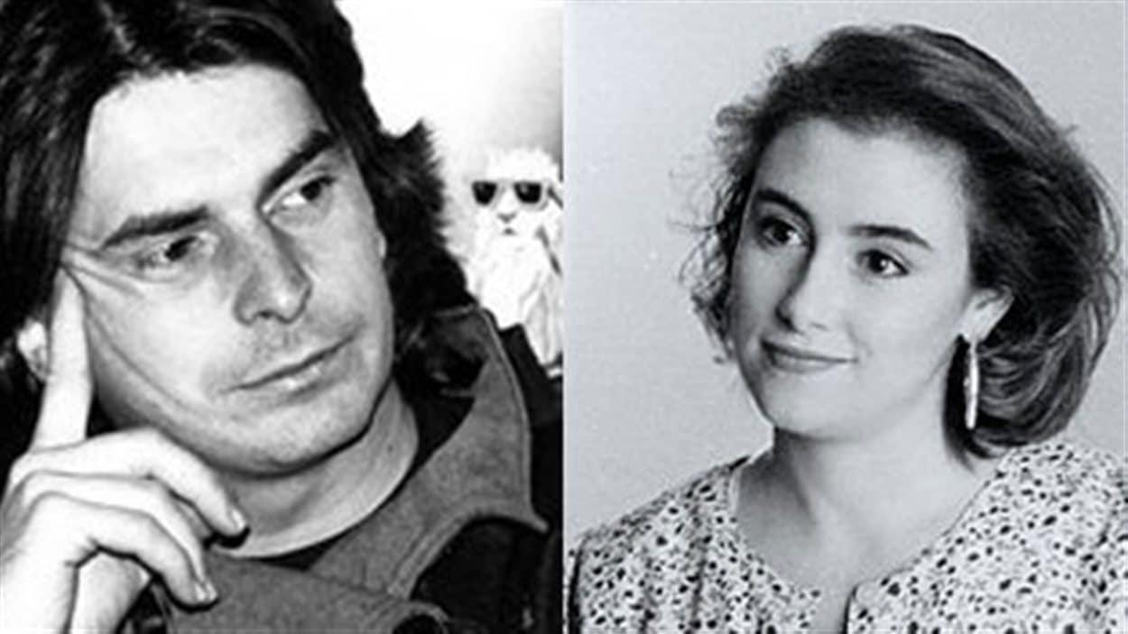Jean-Claude Lauzon et Marie-Soleil Tougas