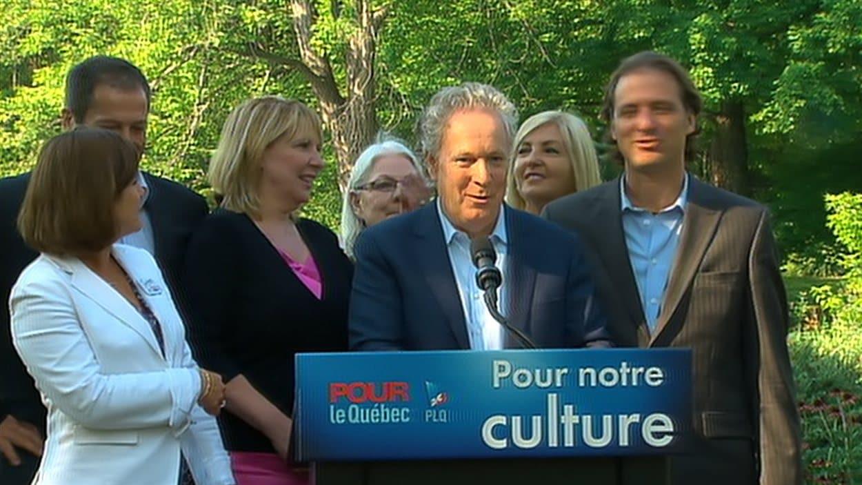 Dans la région de Gatineau, une annonce pour appuyer la culture
