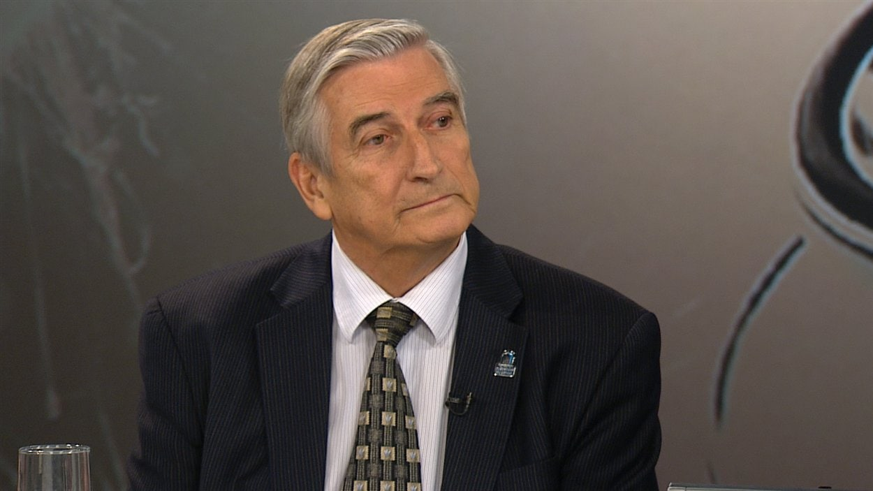 Dr Michel Gélinas, président et cofondateur de la Fondation québécoise du cancer et président du COC du Congrès mondial contre le cancer 2012