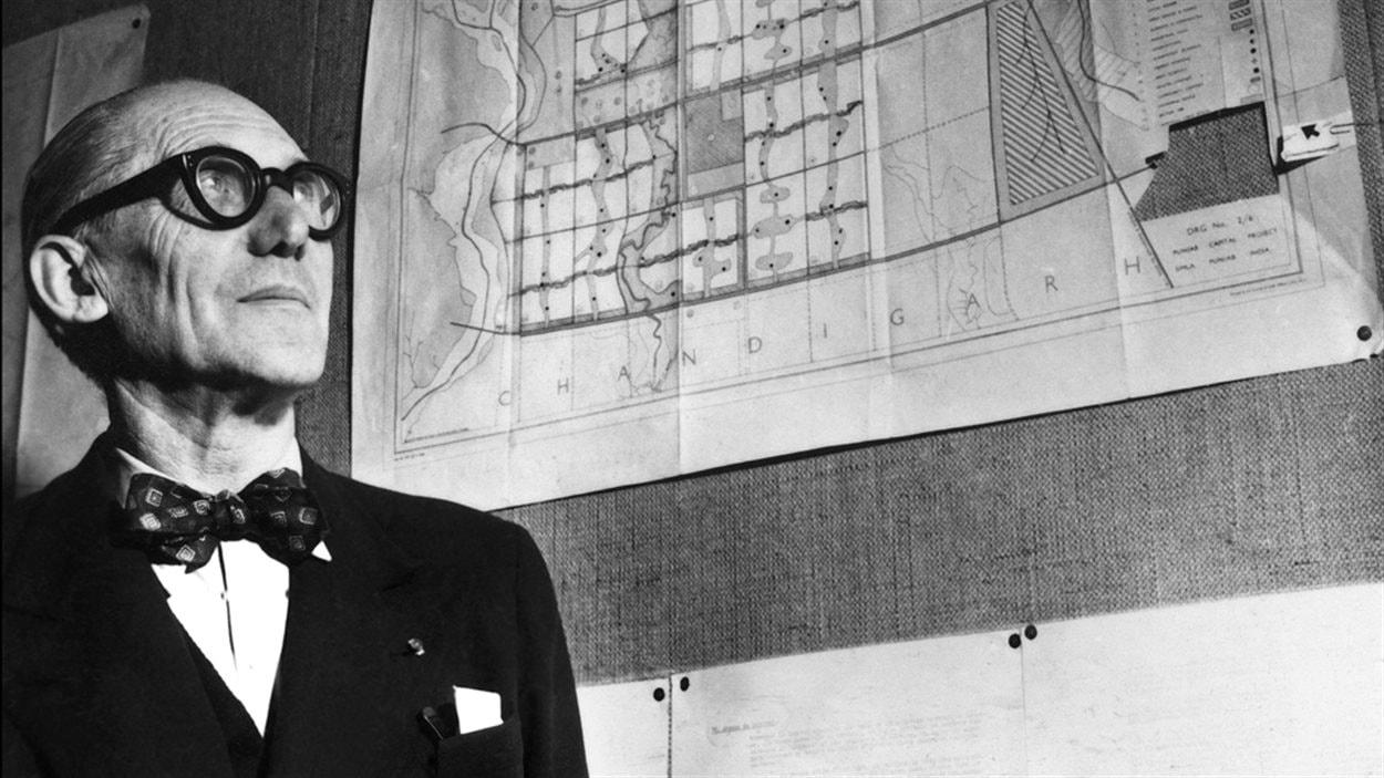© AFP | Charles-Edouard Jeanneret dit Le Corbusier (1887-1966)