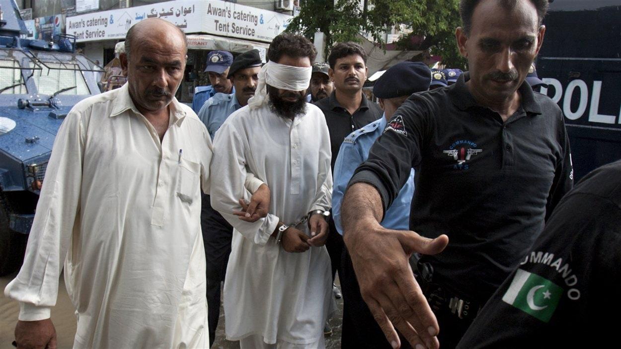 Arrestation de l'imam Khalid Chishti