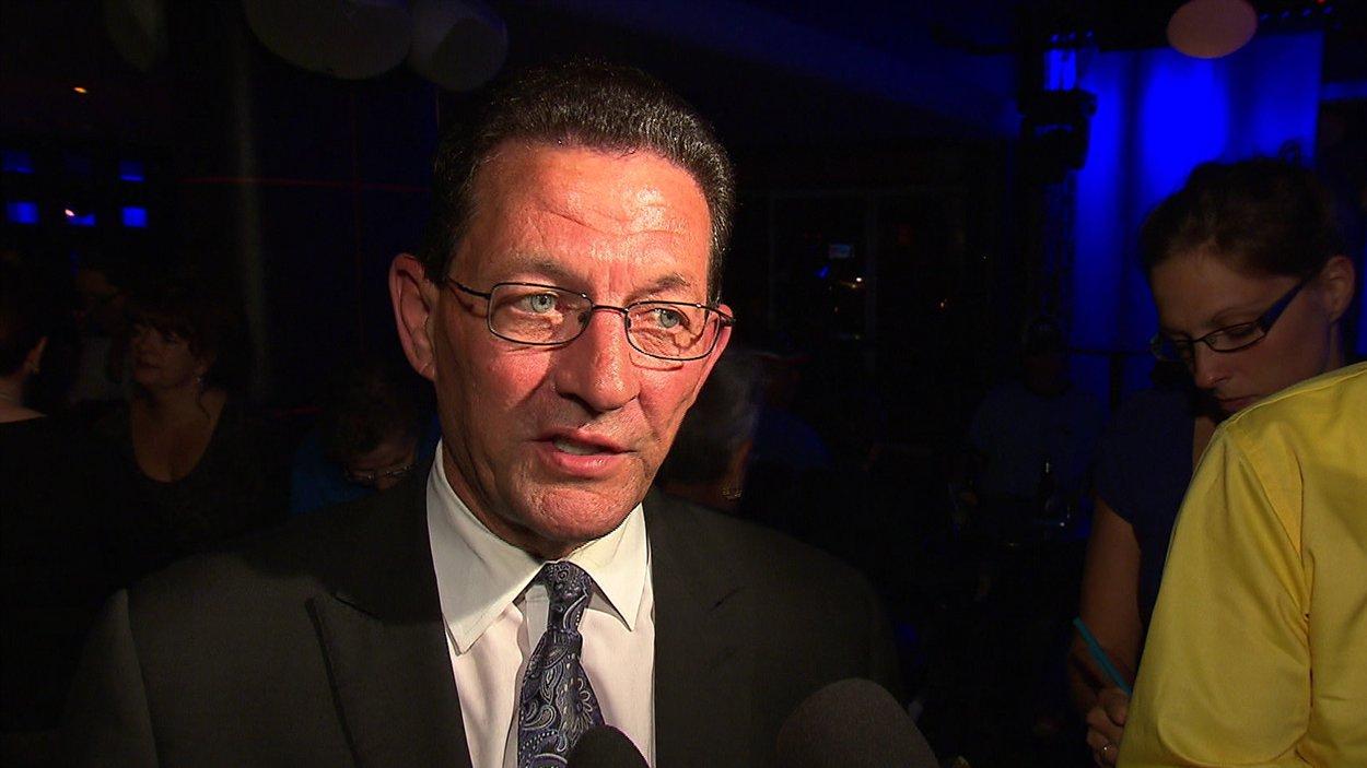Marjolain Dufour a été réélu député dans René-Lévesque