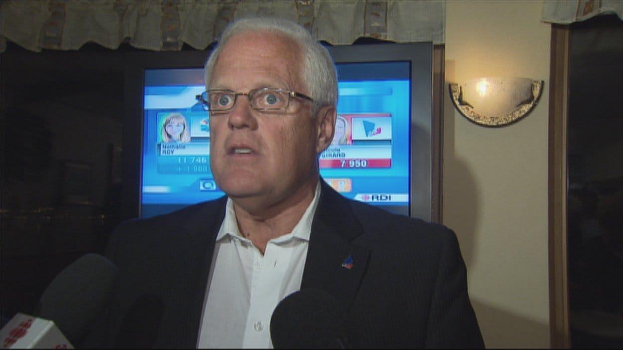 L'ex-ministre libéral Serge Simard