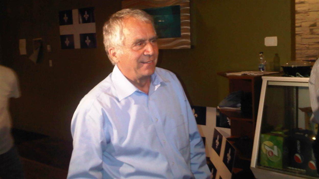 Le péquiste François Gendron a été réélu dans la circonscription d'Abitibi-Ouest.