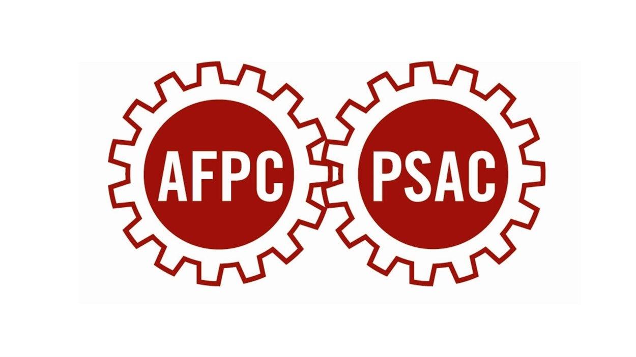 Logo de l'Alliance de la fonction publique du Canada
