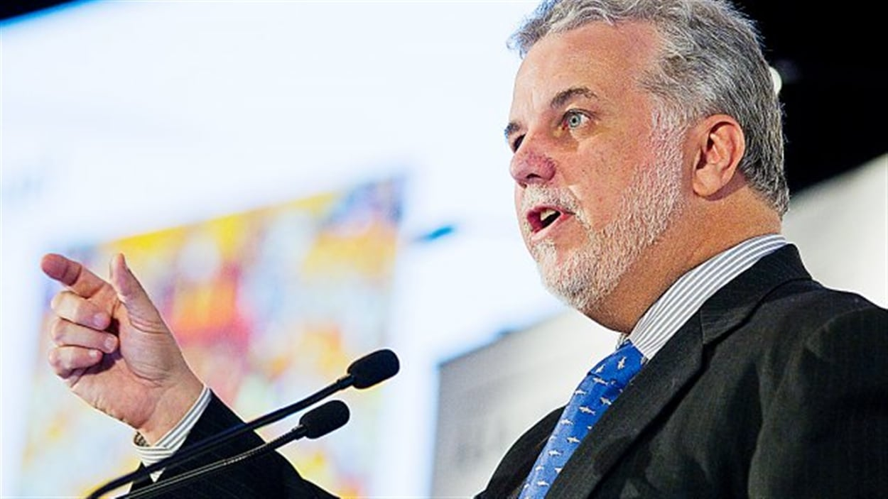 Philippe Couillard au leadership du PLQ ?