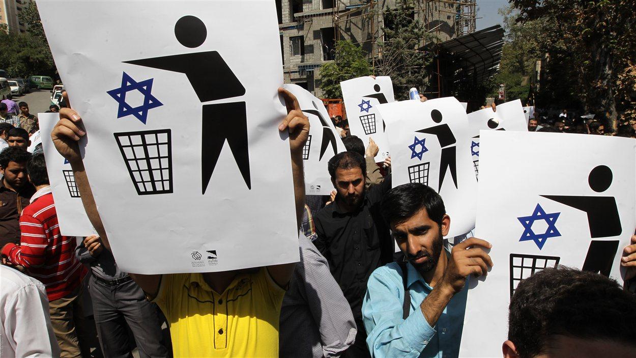 Manifestation en Iran contre un film controversé