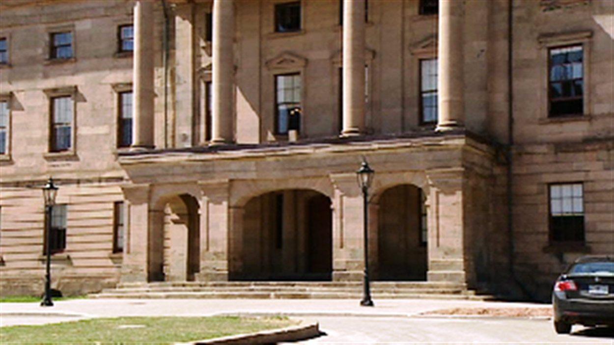 Assemblée législative de l'Île-du-Prince-Édouard