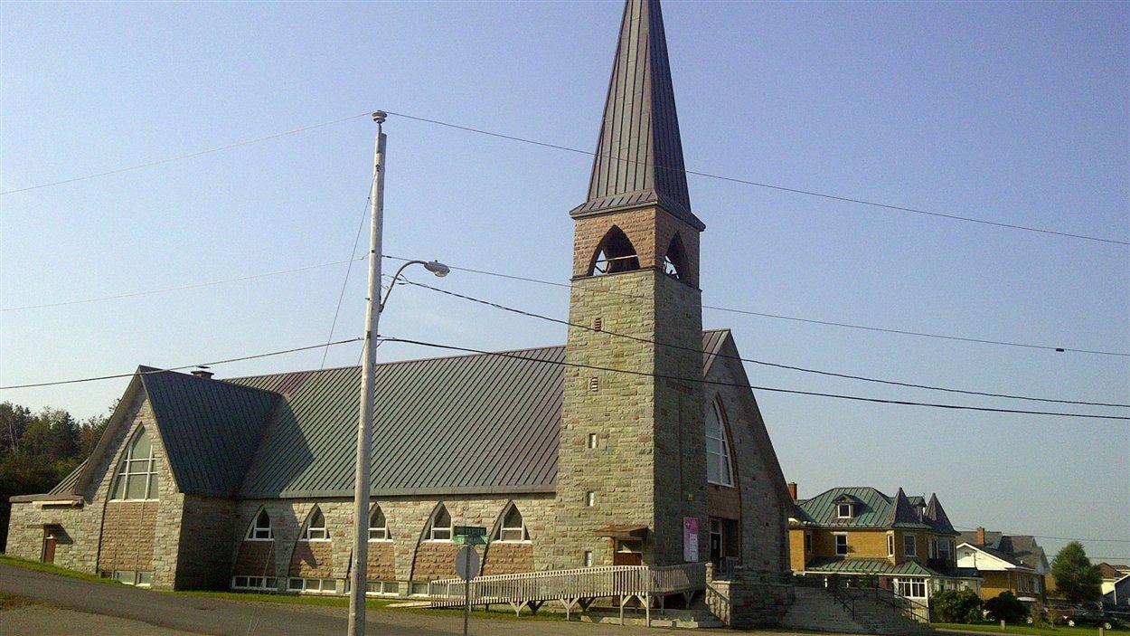 Eglise-petit-matane