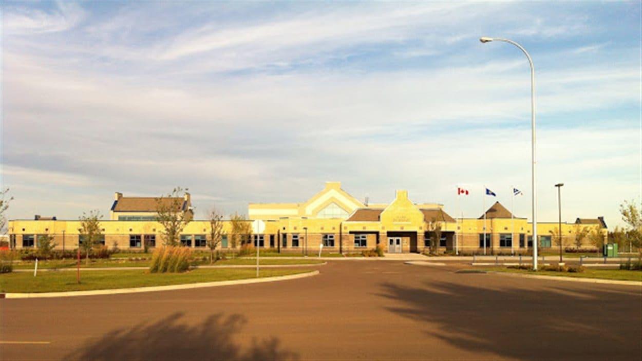 École du Sommet, Saint-Paul, Alberta