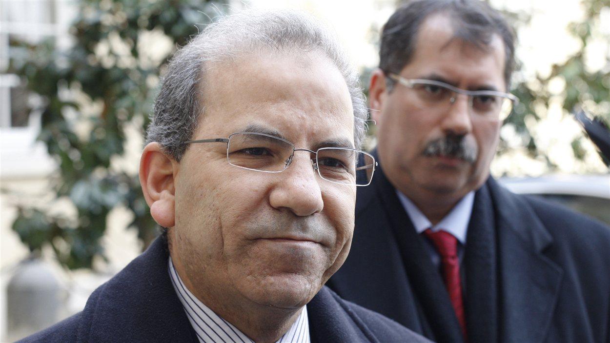Mohammed Moussaoui, président du Conseil français du culte musulman