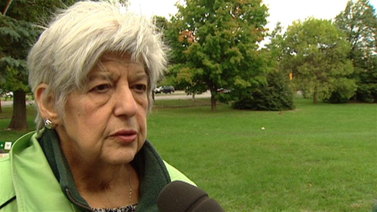 La directrice générale de l'ACFO d'Ottawa, Claudette Boyer, est décédée à l'âge de 75 ans
