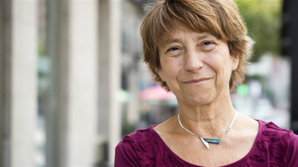 Françoise David Québec solidaire