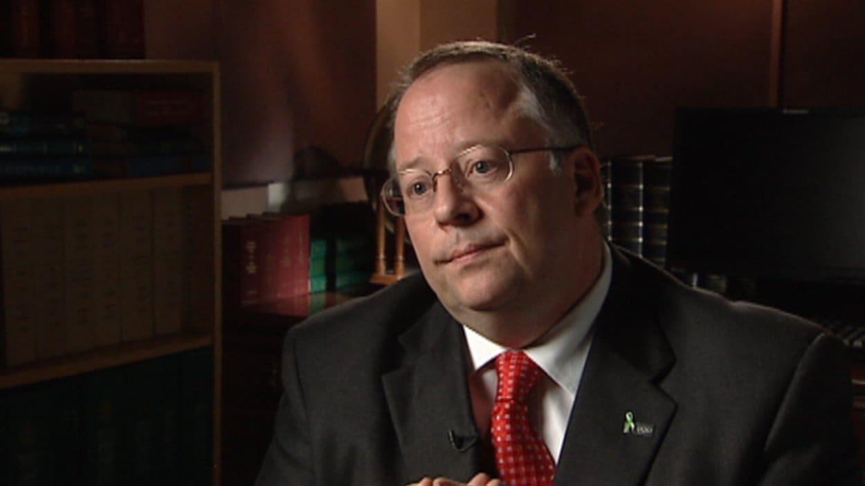 Le recteur de l'UQO, Jean Vaillancourt, n'a pas l'intention de démissionner.