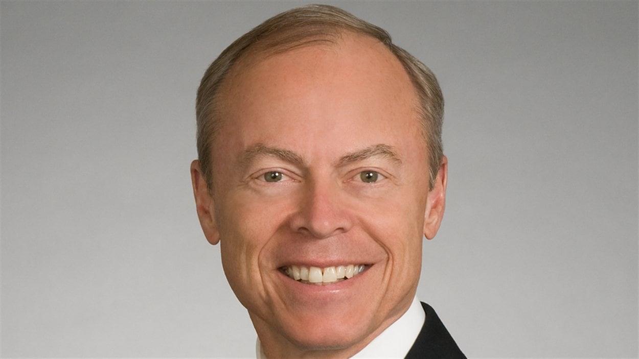 Robert Card, le PDG de SNC-Lavalin