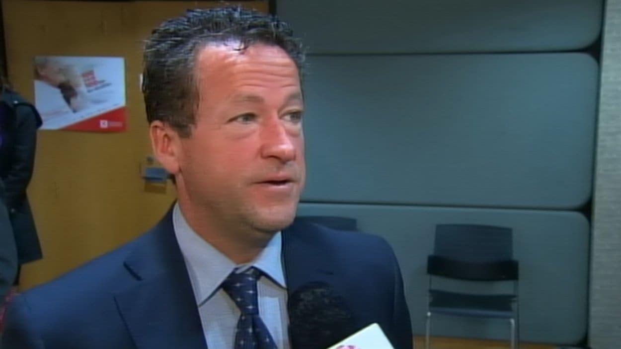 Donald Martel, député de la CAQ de Nicolet-Bécancour