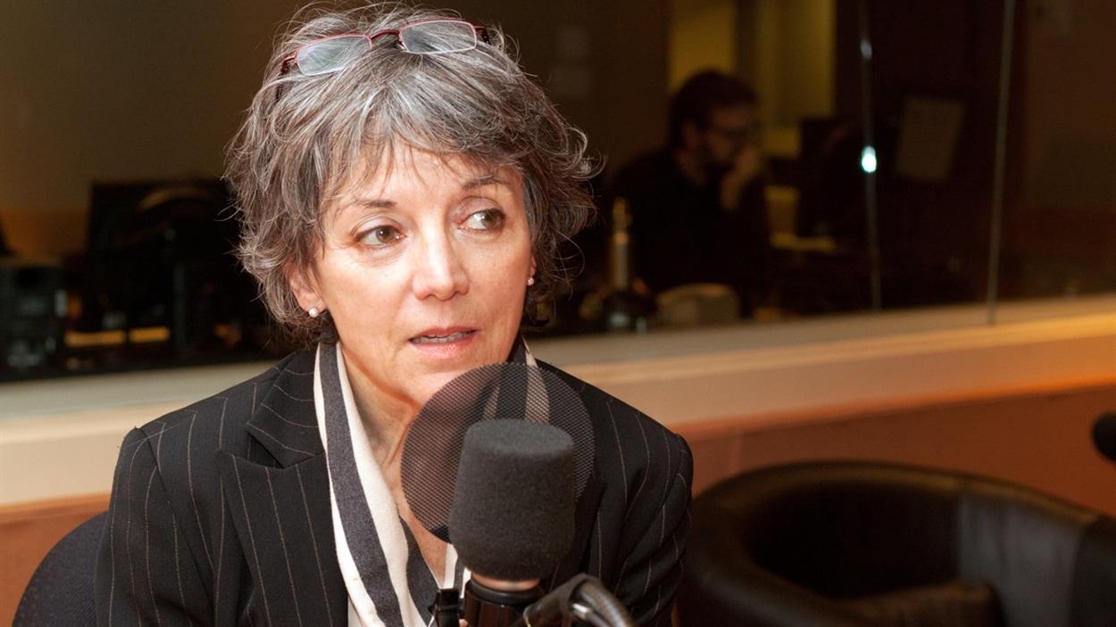La documentariste Francine Pelletier   © Radio-Canada/Ronald Georges