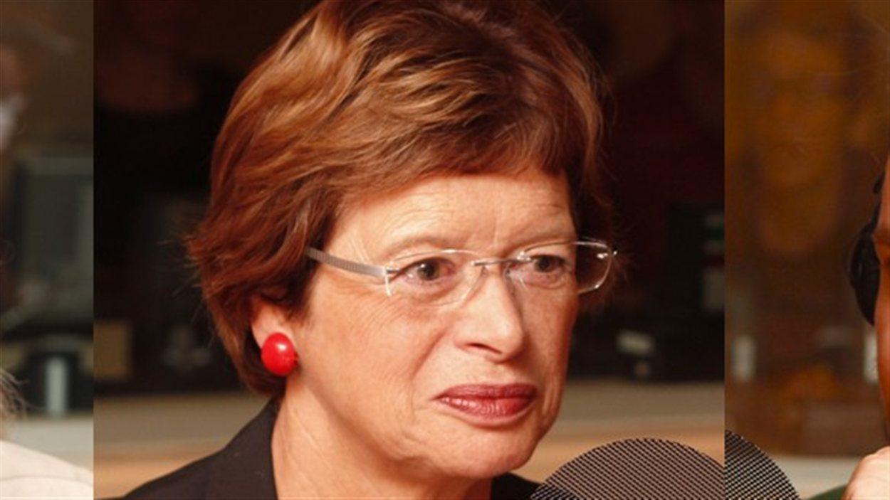 Marie Malavoy, ministre de l'Éducation du Québec