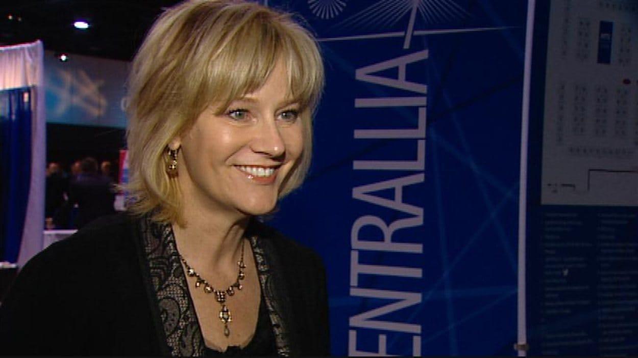 Mariette Mulaire, pdg de l'ANIM