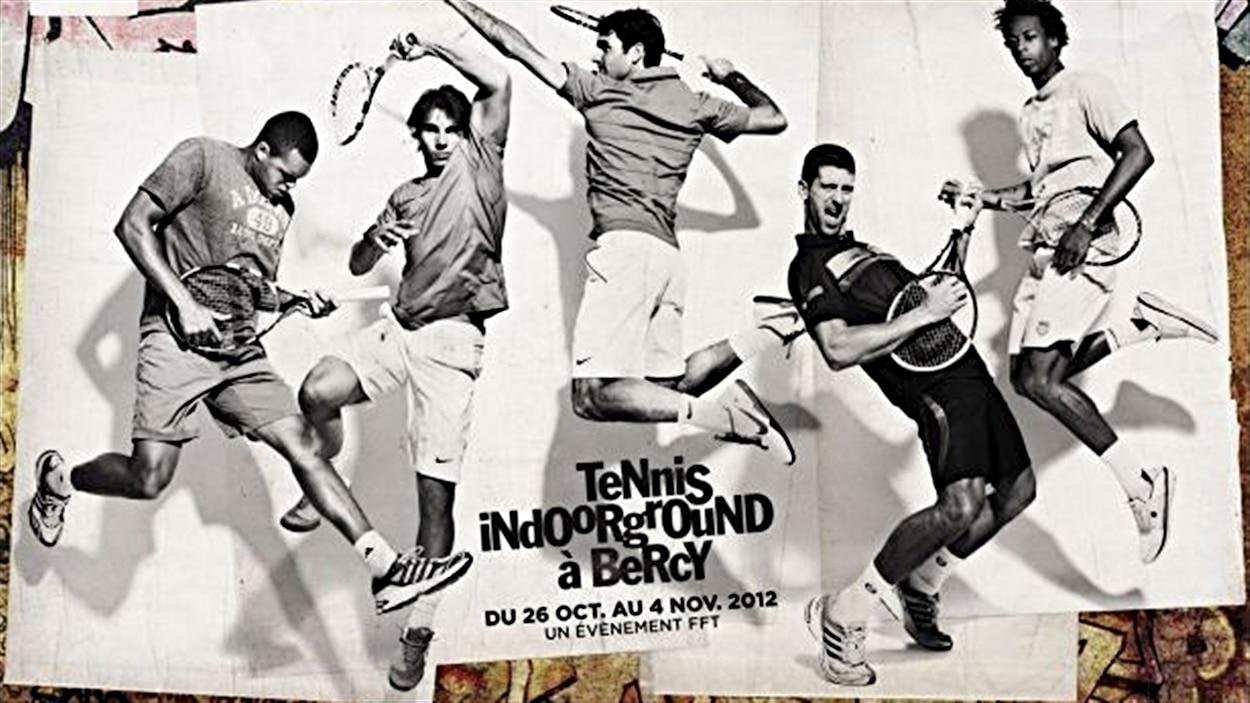 Le Masters de Paris au stade de Paris-Bercy