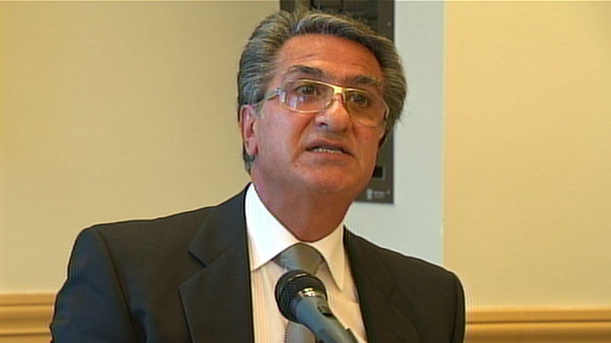 Robert Abdallah, ex-directeur général de la Ville de Montréal