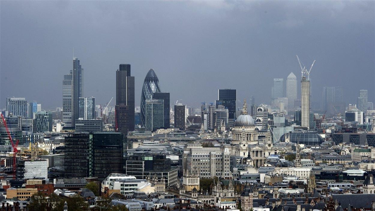Londres, capitale du Royaume-Uni