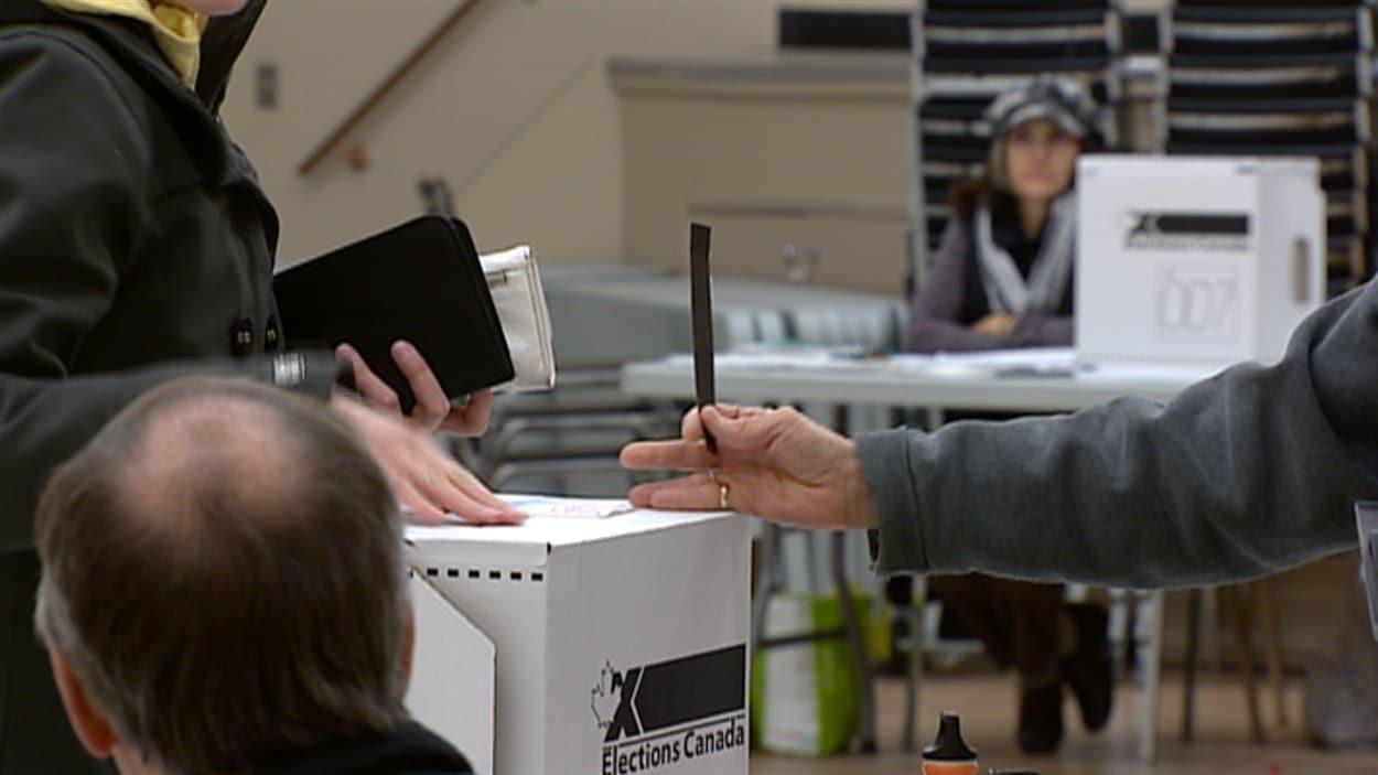 Élection partielle fédérale dans la circonscription de Calgary-Centre, en Alberta