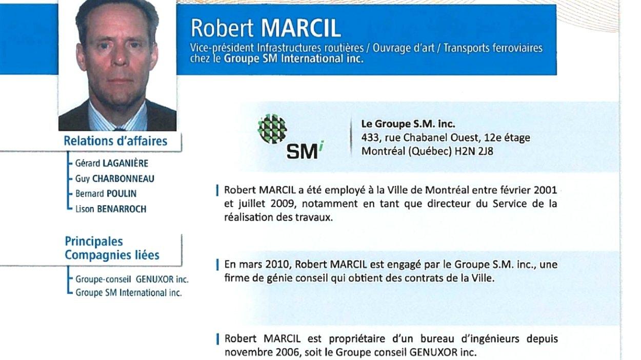 Robert Marcil
