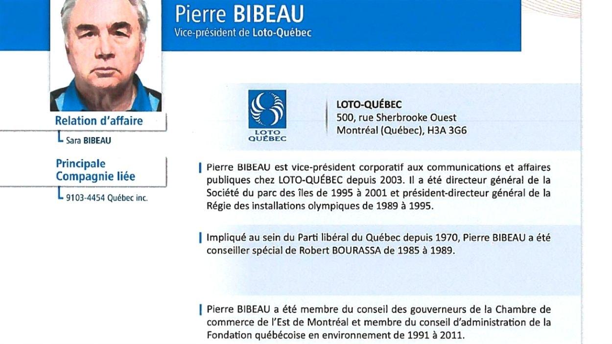Pierre Bibeau
