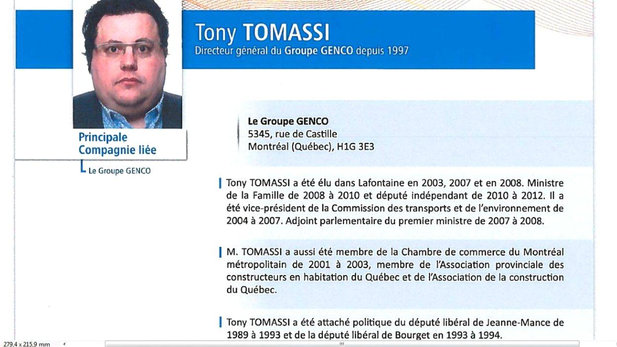 Tony Tomassi