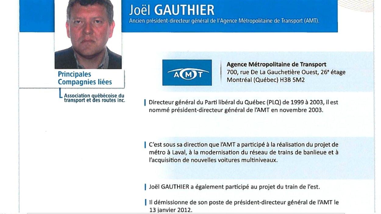 Joel Gauthier