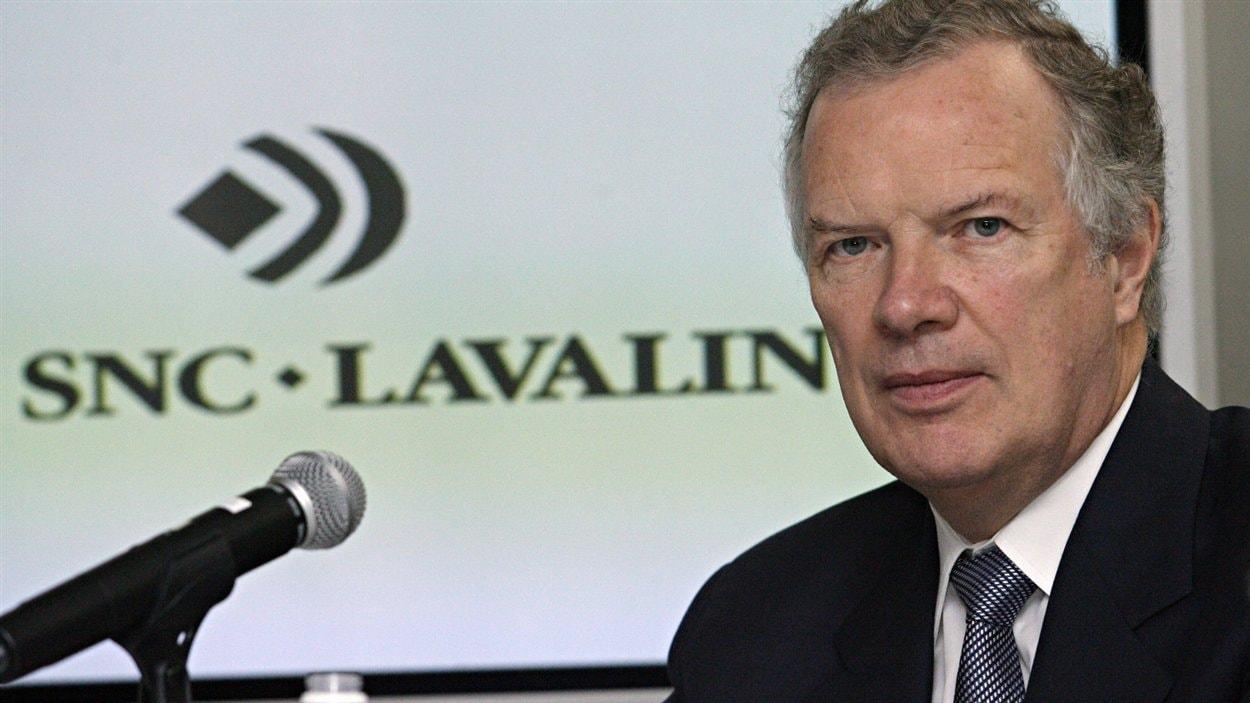 Jacques Lamarre, ex-président de SNC-Lavalin