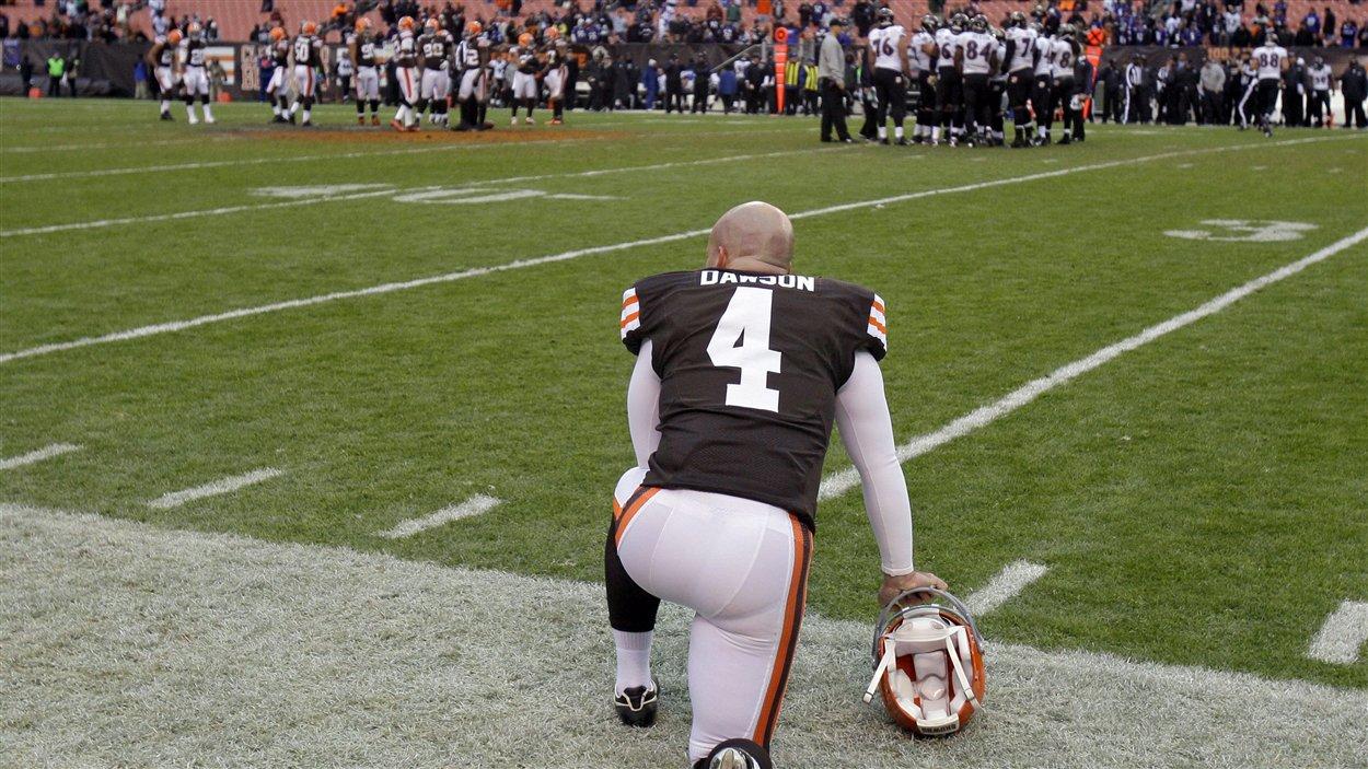 Phil Dawson des Browns